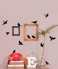 Mejores 59 Imagenes De Decoracion De Paredes En Pinterest En 2018 - Dibujos-decorar-paredes