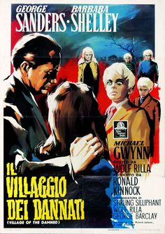 The classic Village of the Damned (1960)