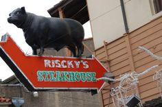 Risckys Steakhouse - Ft. Worth, Texas