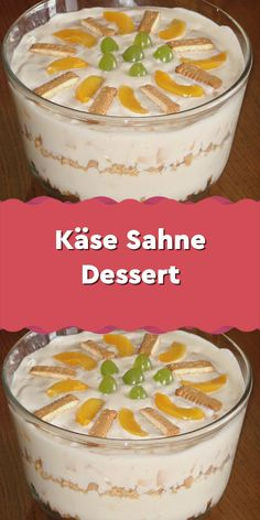 Käse-Sahne-Dessert Torten rezepte easy 3 ingredients easy for a crowd easy healthy easy party easy quick easy simple Easy Cheesecake Recipes, Tart Recipes, Healthy Dessert Recipes, Cream Cheese Desserts, Köstliche Desserts, Dessert Nouvel An, Coconut Recipes, Ice Cream Recipes, Baking