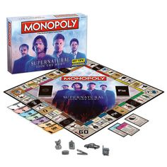 Supernatural Monopoly Game