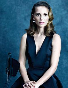 Natalie Portman in DIOR for Elle France 30th January 2015 (n°3605)