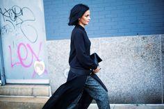 Street Style/ NYFW/ Septiembre 2014
