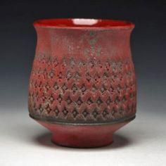 Red mug – Ernest Gentry