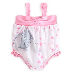 Dumbo Layette Baby Swimsuit