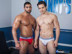 Angelo Antonio, Chris Rockway