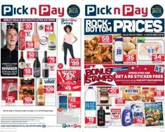 Pick n Pay Specials