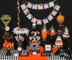 Halloween Party Inspiration – 10 Creative Designs — Celebrations at Home