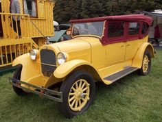 1920 Dodge Touring