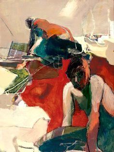 "Linda Christensen: ""Floor Art"" at Gail Severn Gallery"