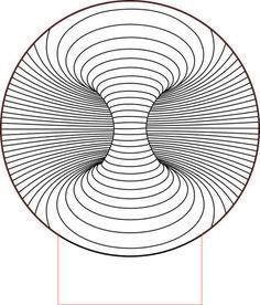 3d Art Drawing, Geometric Drawing, Geometric Shapes, Illusion Drawings, Illusion Art, Op Art, Hippe Tattoos, Sacred Geometry Art, Math Art