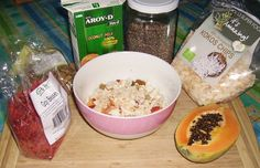 Mia's Glutenfreie Gaumenfreuden: Tropischer Chia-Kokos-Pudding