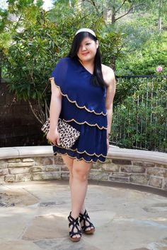 color outside the lines: OOTD and a Style Challenge!