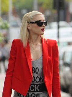 Rock it like Gwen Stefani.