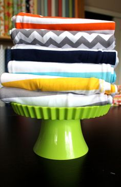 Knit fabric from Riley Blake, fun colors... great for so many things. what will you create? #rileyblakedesigns #knit
