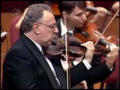 Astor Piazzolla Decarissimo  Rafael Gintoli violin  Oscar De Elia piano Cristian y Paula bailarines  Kaoshiung Symphony Orchestra Taiwan