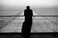 black sea in crisis, greece, 1997 - by josef koudelka