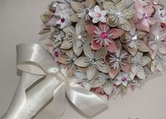 Vintage Romantic Topiary Paper Wedding by designedbystephanie, $295.00