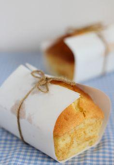 Cream Cheese Pound (Mini) Cakes