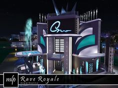 With a crown on top and arches all over, the Rave Royale is a nightclub that screams cool and flashy, but still acts posh and classy. It's your usual bar with all the amenities required, with an...