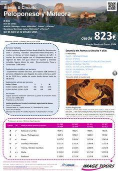 GRECIA circuito Peloponeso y Meteora 8 días con visitas desde 823€ - Verano 2015 ultimo minuto - http://zocotours.com/grecia-circuito-peloponeso-y-meteora-8-dias-con-visitas-desde-823e-verano-2015-ultimo-minuto-2/