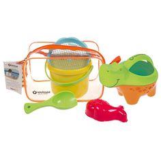 Set de juguetes para el agua Hippo Set   Haba   $31.99 en http://www.mibebemarket.com/products/haba-juguetes-para-el-agua-hippo-set