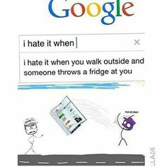 Oh my gosh! I hate it when that happens!! Hahaha