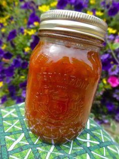 Scrumpdillyicious: Homemade Sweet & Savoury Tomato Chutney