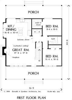 Shady Grove House Plan