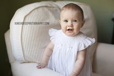 Winston Salem Baby Photographer | Katie