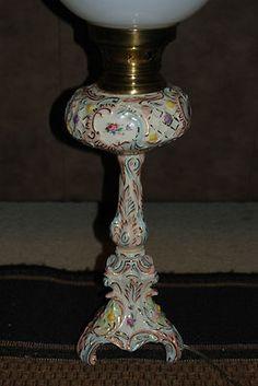 19 Best Dresden Porcelain Lamps Images Dresden Porcelain