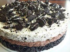 Oreo Cake, Oreos, Vanilla Cake, Mousse, Cheesecake, Snacks, Food, Appetizers, Cheesecakes