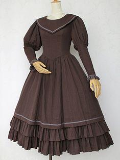 Victorian maiden