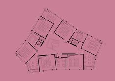 SchmidSchärer_Kantonsschule Münchenstein Floor Plans, Diagram, Concept, How To Plan, Education, Architecture, Mathematical Analysis, Study Architecture, Training