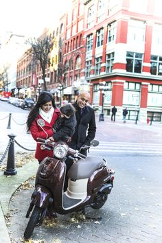 Vancouver, Gastown, Photography