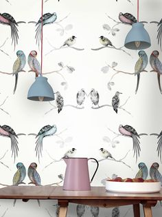 News Archive. Louise Body. Wallpaper and Fabric Designer.