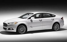 Cool Ford Fusion 2011