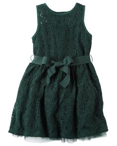Toddler Girl Floral Lace Dress from Carters.com. Shop clothing & accessories from a trusted name in kids, toddlers, and baby clothes.