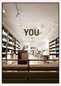 Visual Identity You Stockholm 25ah design studio