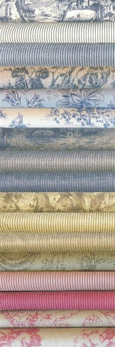 French Country Textiles Living/Dining Room Window Treatments