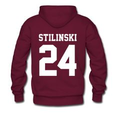 """STILINSKI 24"" - Hoodie (S Logo, NBL) 