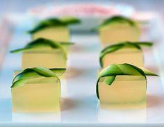 Gourmet Jell-O Shots