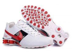 Nike Shox Oz All White