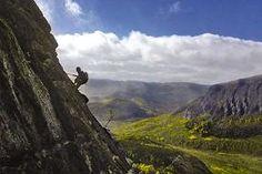 Via ferrata - Activités - Sépaq Plein Air, Mountains, Water, Travel, Outdoor, Landscape, Gripe Water, Outdoors, Viajes