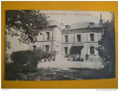 ST MARTIN DU PUY (58) Le chateau des Granges