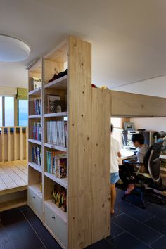 Multi-use kids room- room to play- sleep and study