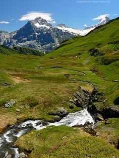 Below Bachalpsee, BE Switzerland