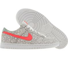 huge selection of 59896 e516f Nike Womens Dunk Low CL (neutral grey  bright mango  white  sfm)