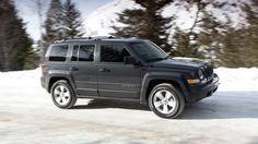 Black Jeep Patriot....Yes please!!