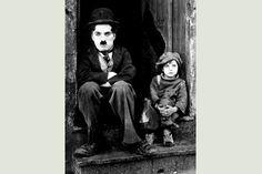 charlie chaplin dans 'the kid'